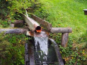 Eau de pluie : captage, drainage, stockage